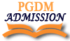 PGDM Admisions